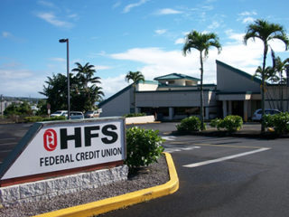 HFS Hilo office building on a sunny day